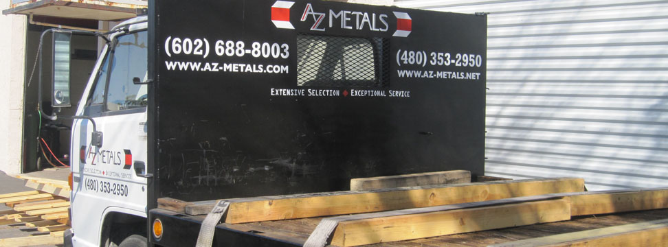 Transportation of Metals